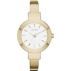 DKNY Women's Watch Digital Quartz Stainless Steel NY2350