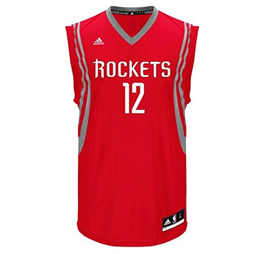 adidas Herren Houston Rockets Howard Trikot Replica rot XS