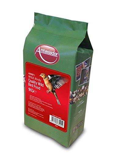 Ambassadeur Oiseaux Sauvages qualité alimentaire 1 kg/20 kg 20kg NA 20kg