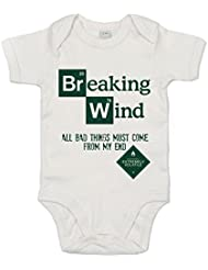 DF, Breaking Wind, extremely volatile, Body Bébé fille