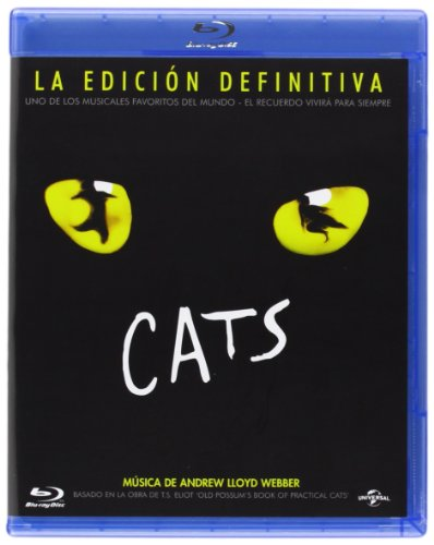 Cats [Blu-ray] 41nRc1aWw6L