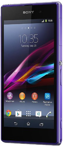 'Sony Xperia Z1 Smartphone Display 5 (12,7 cm) Android 4.2.2 Jelly Bean Bluetooth 16 GB