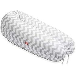 - Scamp Coussin d'allaitement ou de grossesse universel avec housse disponible avec différents motifs