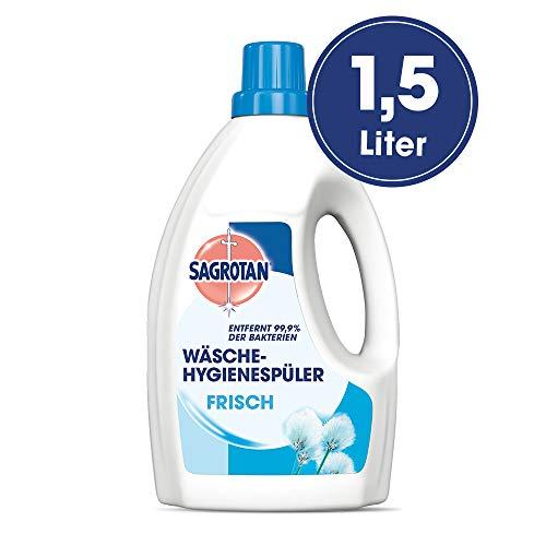 Sagrotan Wäsche-Hygienespüler Frisch, Waschmittel-Zusatz, 1er Pack (1 x 1,5 Liter)