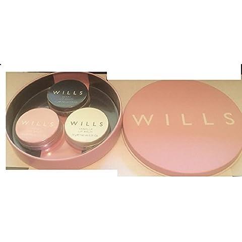 Jack Wills Lip Balm Trio - Gift