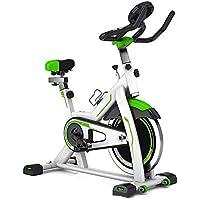 Preisvergleich für Melodycp Radfahren Glatt Indoor Cycling Bike, Cycle Trainer Heimtrainer Heimtrainer Fitness-Heimtrainer Heimtrainer mit LCD-Display