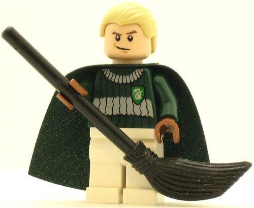 LEGO Harry Potter Minifig Draco Malfoy Dark Green