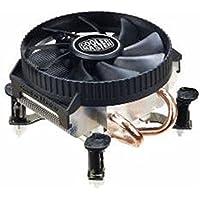 CoolerMaster Vortex 211Q Prozessorkühler Aluminium