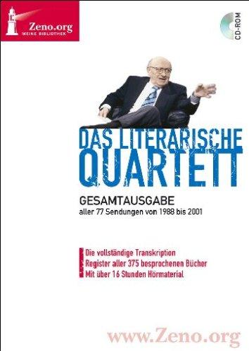 Zeno.org 035 Das literarische Quartett (PC+MAC)
