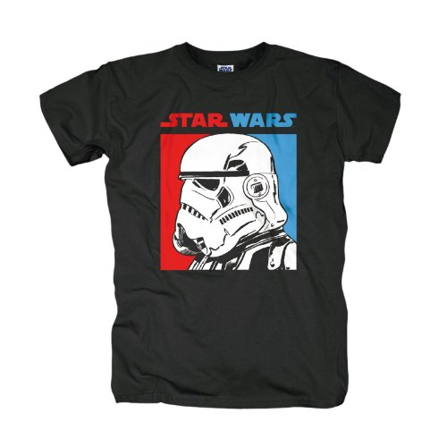 Stormtrooper T Shirt Kostüm - Star Wars Stormtrooper Nation T-Shirt großer