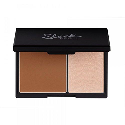 Sleek Make Up Face Contour Kit Light 15g by Sleek MakeUP (English Manual)