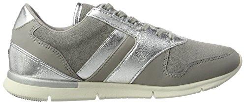 Tommy Hilfiger S1285kye 1c1, Sneaker Donna Grigio (Light Grey)