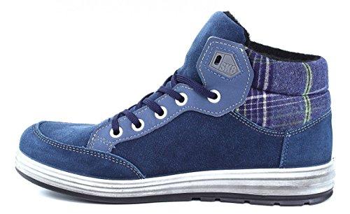 Ricosta Bayo M 62, Sneaker bambini Blu (blu)