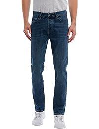 Bench Men's Slim Mid Wash Worn Jeans BLMM001846
