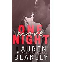 One More Night (Seductive Nights Book 3)