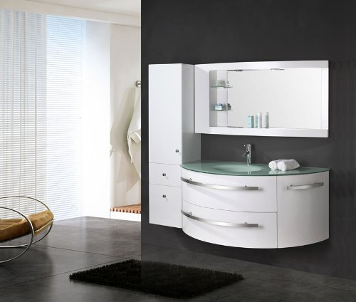 ᐅ LUXUS4HOME Design Badmöbel Set \