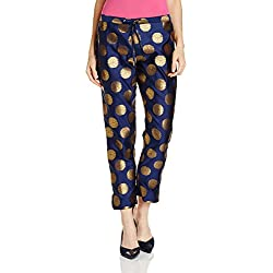 Myx Women's Brocade Pants