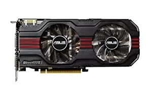 Asus nVIDIA 3D GeForce GTX 560 Direct CU II Graphics Card (1GB, DDR5, Overclocked 850Mhz)