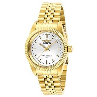 Invicta 29407 Specialty Reloj para Mujer acero inoxidable Cuarzo Esfera plata