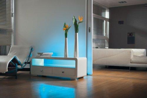 OSRAM flexible LED-Streifen 1 Meter Länge Deco Flex Starter-Set / selbstklebend / dimmbar / für farbige und weiße Lichtakzente / Farbsteuerung RGB - 6