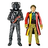 Doctor Who Exclusive - 6th Doctor and Stealth Cyberman