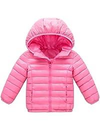 2da614b3539a Amazon.co.uk  Pink - Coats   Coats   Jackets  Clothing