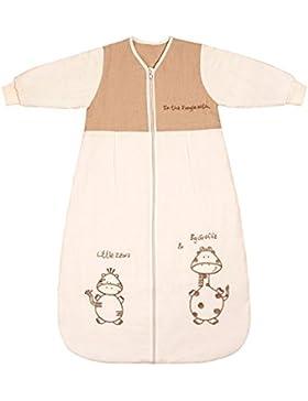Schlummersack Schlafsack mit Ärmeln für den Winter in 3.5 Tog - erhältlich in verschiedenen Größen und Designs...