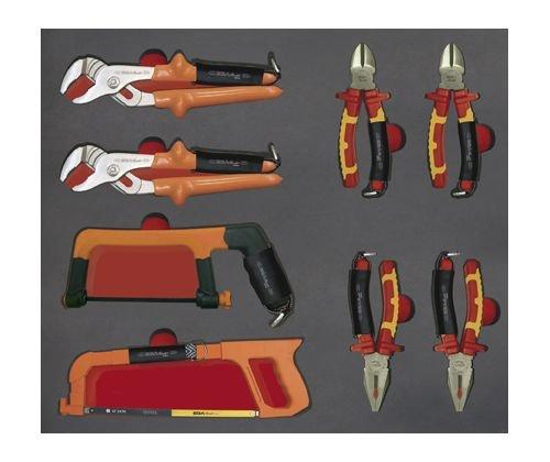 Egamaster Tablett Set Werkzeug anti-drop 50039(15U)
