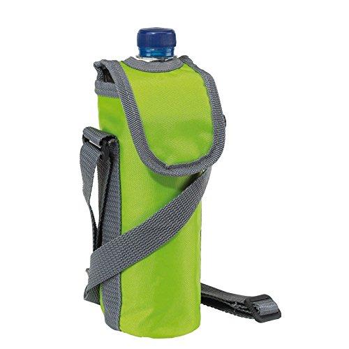 Flaschenkühler 0,5 L Outdoor Kühlmanschette für Flasche Getränkekühler 20x7 Grün Flaschenkühltasche 420D Nylon Thermobeutel Flasche