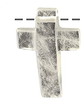 BERGKRISTALL Kreuz Anh. geb. (ca. 3 x 4 cm)