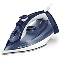 Philips Powerlife GC2994/20 - Plancha Ropa Vapor, 2400 W, Golpe Vapor 140 g, Vapor Continuo 40 g, Suela Steam Glide, Antical Integrado