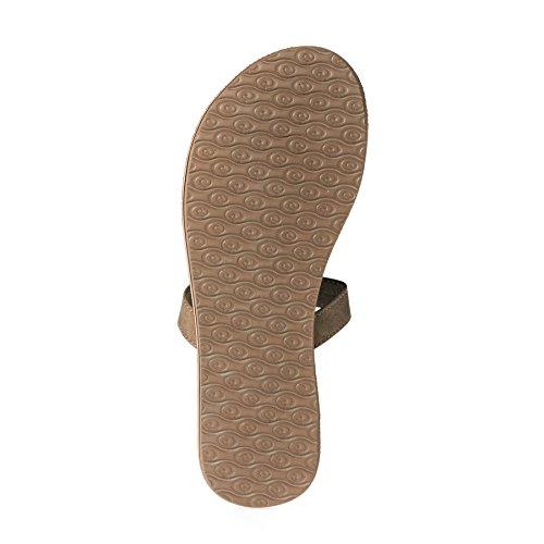 Rip Curl Flip Flops - Rip Curl Zanzibar Flip Flops - Brown brown