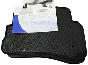 volkswagen 3b0061511 a041 set stufenmatten aus gummi schwarz auto. Black Bedroom Furniture Sets. Home Design Ideas