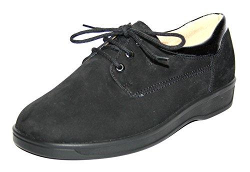 Ganter KARIN Protect 205702scarpe scarpe da donna, Nero (nero)