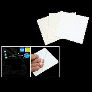 Sixmad (TM) 3Pcs Car Auto Window segnale Cancella elettricit¨¤ statica Sticker Film