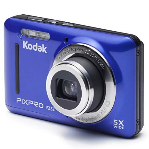 Oferta de Kodak Cámara FZ-53 Azul