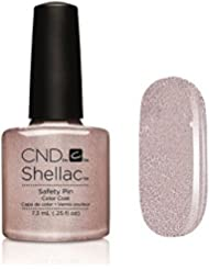 CND Shellac Vernis semi-permanent Safety broches – 7 ml