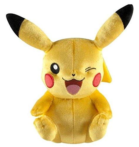 Tomy-Pokemon–Pikachu-de-Peluche-para-nios-de-3-aos–Que-re-t71799-A2-Aproximadamente-45-cm