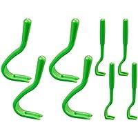 Gardigo - 8x Gancho Pinzas para Garrapatas Pulgas; Para Personas y Animales; Tick Removal Tool