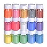 DEWEL Polvo Tinte Pigmentos para Resina Epoxi