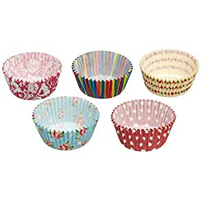 Sweetly Does It Lot de 250 caissettes assorties