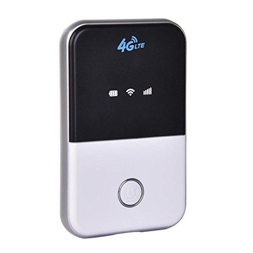 Likeitwell Enrutador 4G MiFi Móvil - 100 / 50Mbps