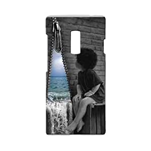 BLUEDIO Designer 3D Printed Back case cover for Oneplus 2 / Oneplus Two - G6332
