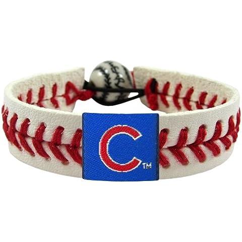 Chicago Cubs béisbol–Pulsera de estilo clásico
