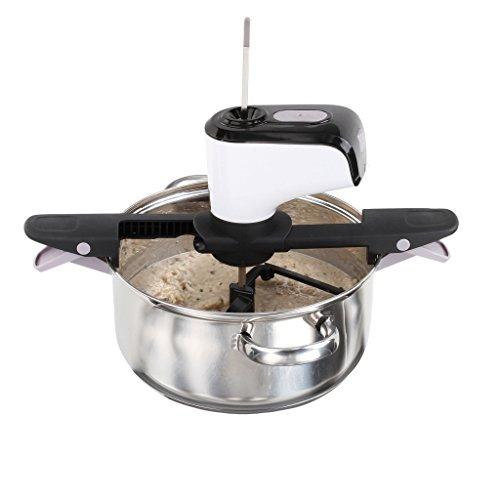 Kitchen Artist men351Miscelatore automatico, Grigio