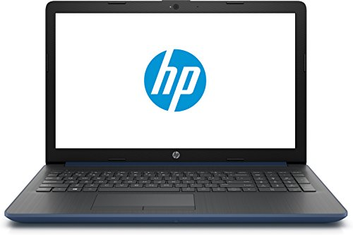 Notebook HP 15-DA0004NS - INTEL N4000 1.1 GHz - 4 GB - 500 GB - 15.6- DVD RW - HDMI - WIFI BGN - BT - W10 - Blu Argento