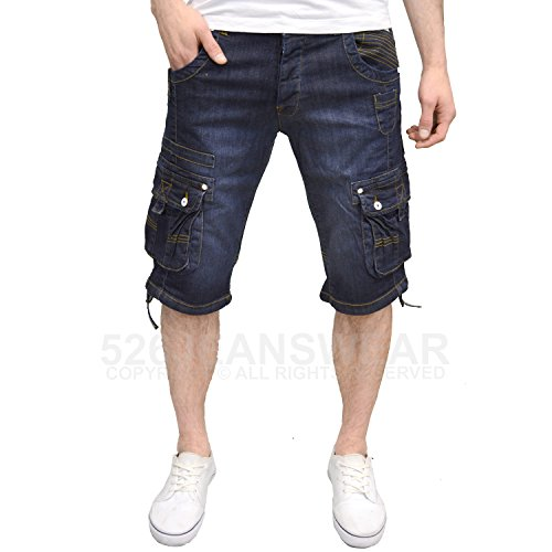 crosshatch-mens-nordica-denim-shorts-dark-wash-34-waist