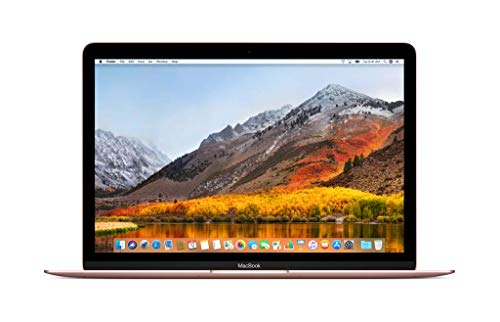 Apple MacBook (de 12 pulgadas: Intel Core i5 de doble núcleo a 1,3 GHz, 512GB) - Oro rosa