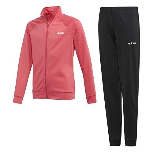 adidas Performance Hooded Track Suit Trainingsanzug Pink