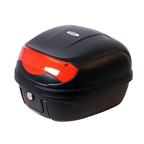 Motorradkoffer Top Case Motorrad Koffer Roller Helmkoffer Quad 33 Liter 1 Helm RB-3c